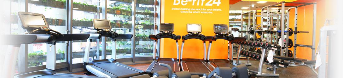 Be-fit24 大和高田の画像